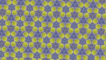 fundo cinza-amarelo giratório abstrato com um padrão.