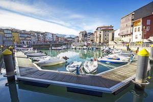 Port of Llanes, Asturias, Spain photo