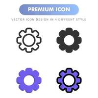 setting icon for your web site design, logo, app, UI. Vector graphics illustration and editable stroke. icon design EPS 10.