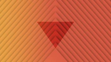 movimento gradiente geométrico listras vermelhas, fundo abstrato retro