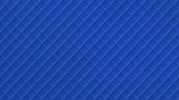 movimento geométrico gradiente azul hipnose quadrados, fundo abstrato retrô video