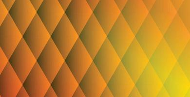 Yellow modern polygonan, geometric abstract, luxury background with copy space vector