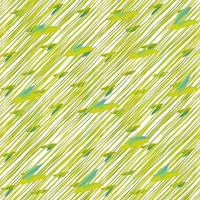 Floral organic repeat modern abstract pattern design vector