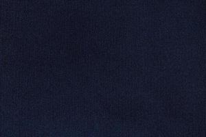 Close-up black cotton fabric photo