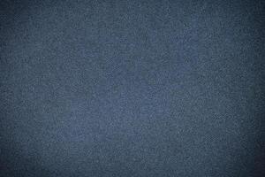 Highly detailed dark blue fabric photo