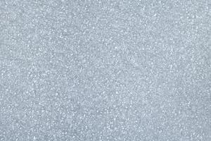 Close-up white plastic texture background photo