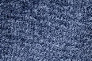 Close-up towel fabric texture photo