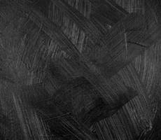 Black paint texture photo