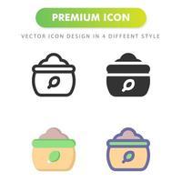 icono de abono aislado sobre fondo blanco. para el diseño de su sitio web, logotipo, aplicación, interfaz de usuario. Ilustración de gráficos vectoriales y trazo editable. eps 10. vector