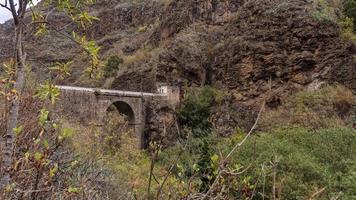 Azuaje bridge in Gran Canaria photo