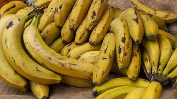 Bananas from the Canary Islands photo