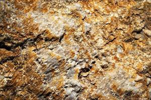 textura de mica naranja foto