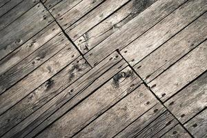 old wooden boards nailed photo