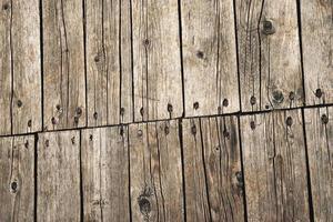 Retro wooden board background photo