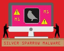 Silver Sparrow Malware vector