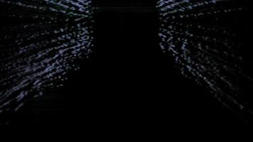 4K CRT Noise Overlay Texture VFX video