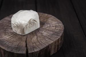 queso mozzarella blanco foto