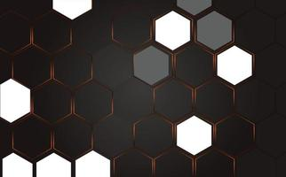 Luxury abstract background with golden lines on dark, modern black backdrop concept 3d style.