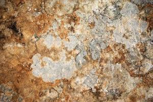 vieja piedra oxidada foto