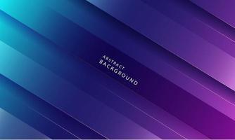 Fondo abstracto de rayas diagonales de luz. con gradaciones de azul brillante y rosa. vector