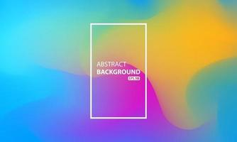 abstract liquid background for your landing page design. background for website designs. Modern template for poster or banner. vector