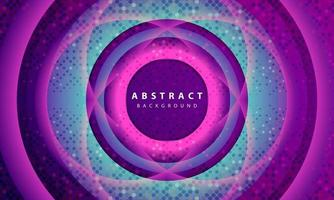 Modern abstract purple background vector. Layout design with dynamic shapes for sport event. vector
