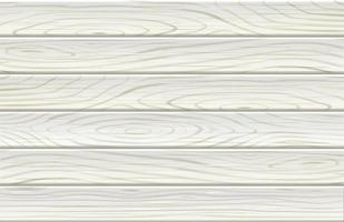 Fondo de color blanco de patrón de madera. ilustraciones vectoriales. vector