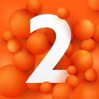 Ball Bounce Color 02 vector
