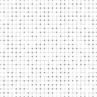 Abstract black sqaure pattern design of technology artwork background. illustration vector eps10