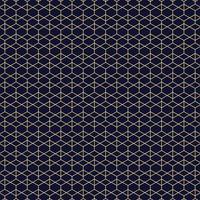 Abstract luxury hexagonal pattern of art deco design decoration background. illustration vector eps10