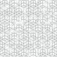 Cubierta abstracta de fondo de diseño de patrón geométrico de línea negra y gris. ilustración vectorial eps10 vector