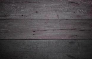 Dark vintage wood floor and wooden background photo