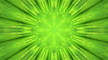 3 d Abbildung eines nahtlosen Musters mit grüner Schleife