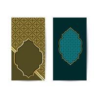 Ramadan graphic background. Ramadan mubarak background, template design elements, vector illustration. islamic background banner
