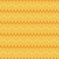 Beautiful abstract yellow horizontal pattern vector