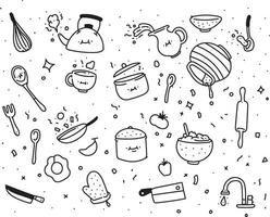 Kitchen Tools Vector Art Icons And Graphics For Free Download