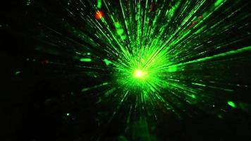 fundo de luz de discoteca a laser