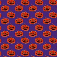 Halloween Pattern 04 vector