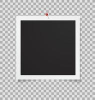 photo picture frame vector
