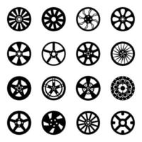 Different Transport Rims vector