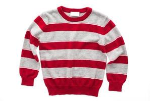 Sweater for clothing photo