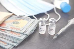 concepto de costo de atención médica