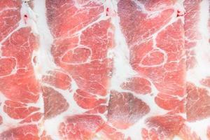 carne de cerdo cruda