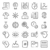 Ecommerce Doodle Pack vector