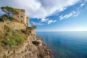 Monterosso al Mare, old seaside villages of the Cinque Terre in Italy