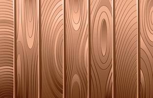 Brown Gradient Wooden Background vector
