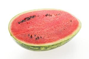 Red watermelon fruit photo