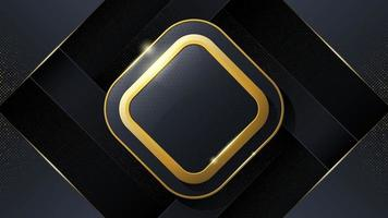 Luxury abstract background in the form of square. vector
