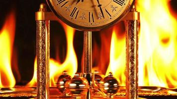 Time on Fire Burning Hours video