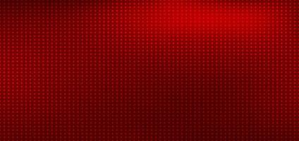 Abstract red blurred background with dots pattern texture. vector